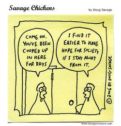 Chickenhermit