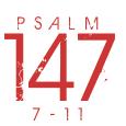 Psalm147-7-11