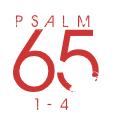 Psalm65-1-4