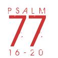 Psalm77-16-20