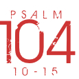 Psalm104-10-15
