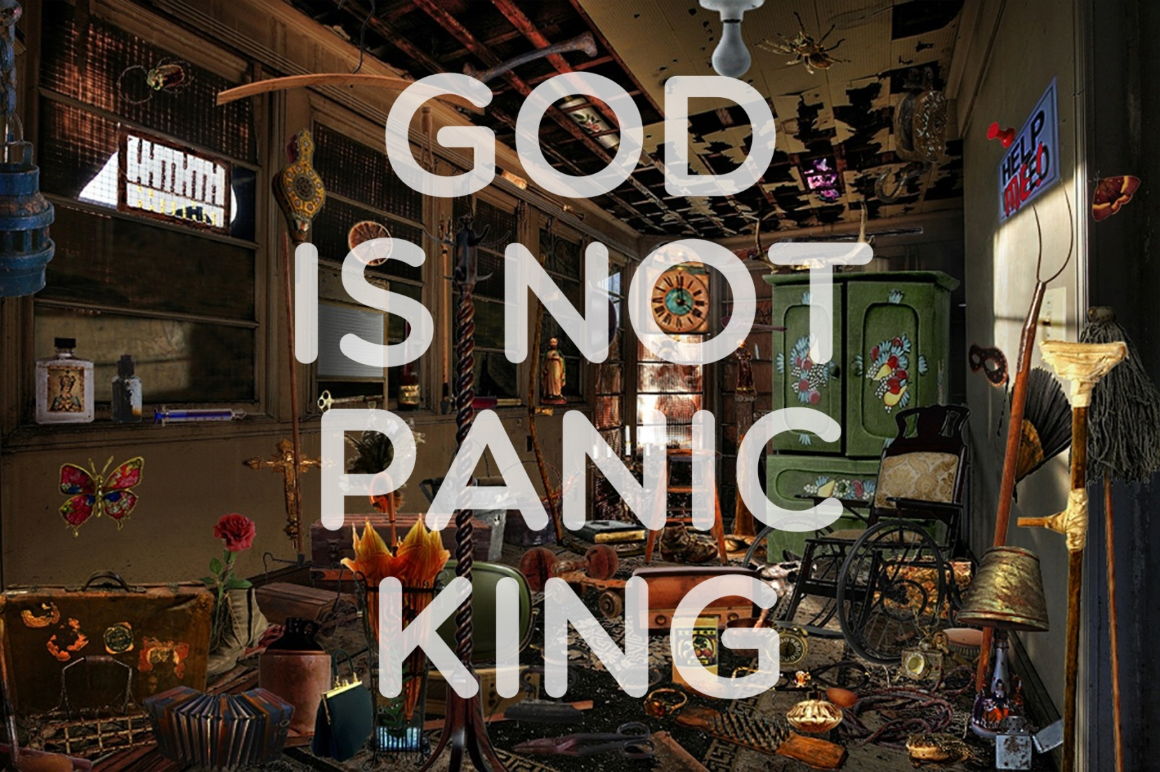 God is not Panicking 2