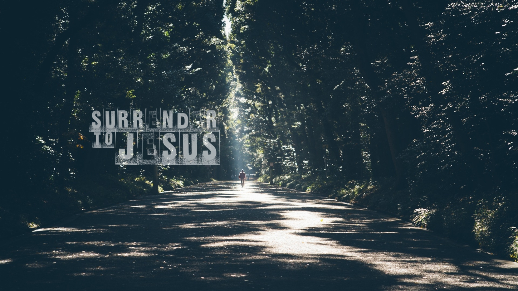 surrenderTOjesus